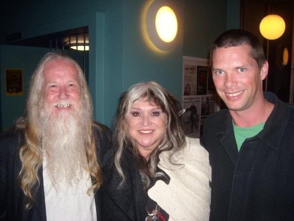 JIM FOX & MELANIE
