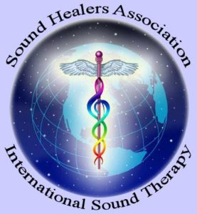 SOUND HEALERS ASSOCIATION LOGO